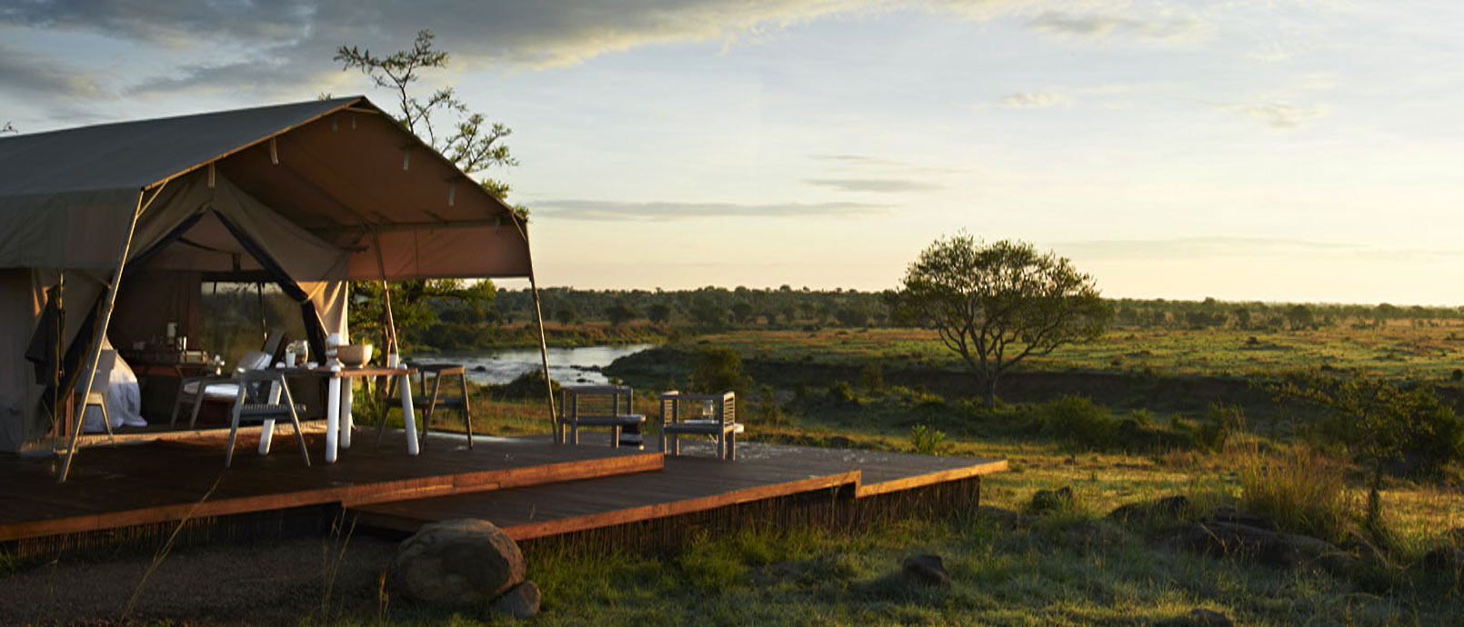 Singita Mara River Camp