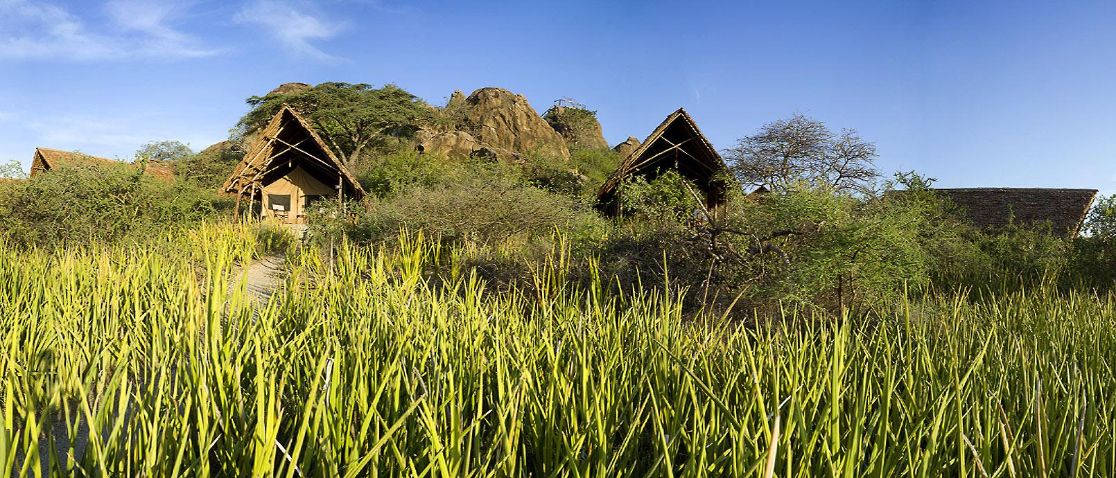 Olduvaï camp