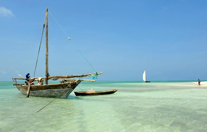 Nouvelle solution aérienne sur Zanzibar