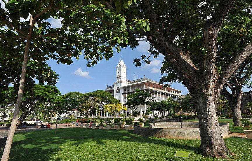 séjour à Zanzibar