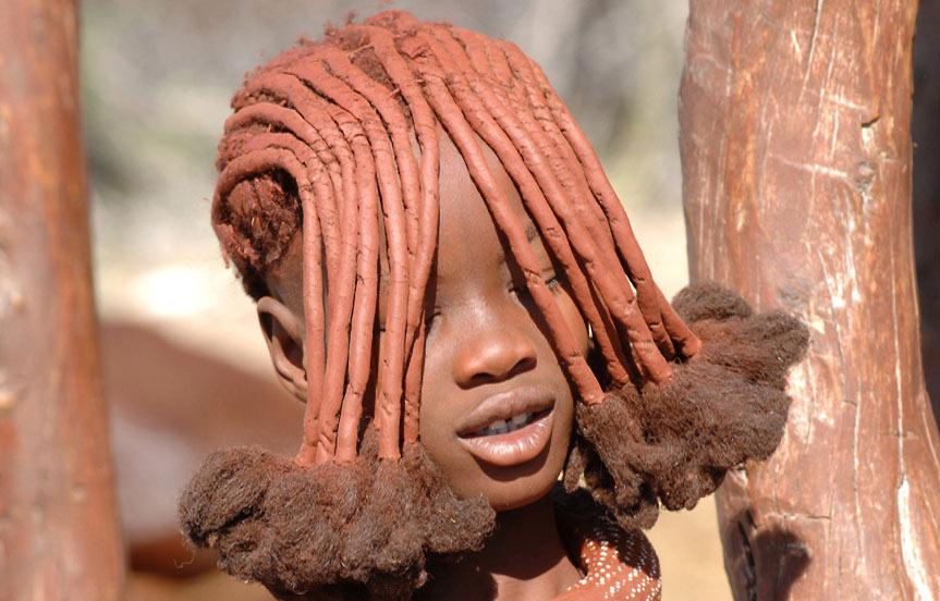 Namibie, leçon de beauté chez les Himba