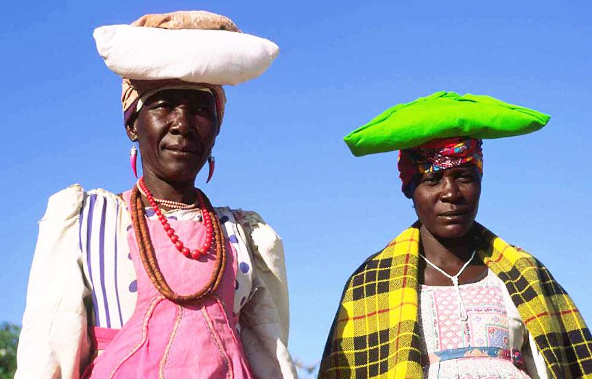 Beauté des femmes africaines