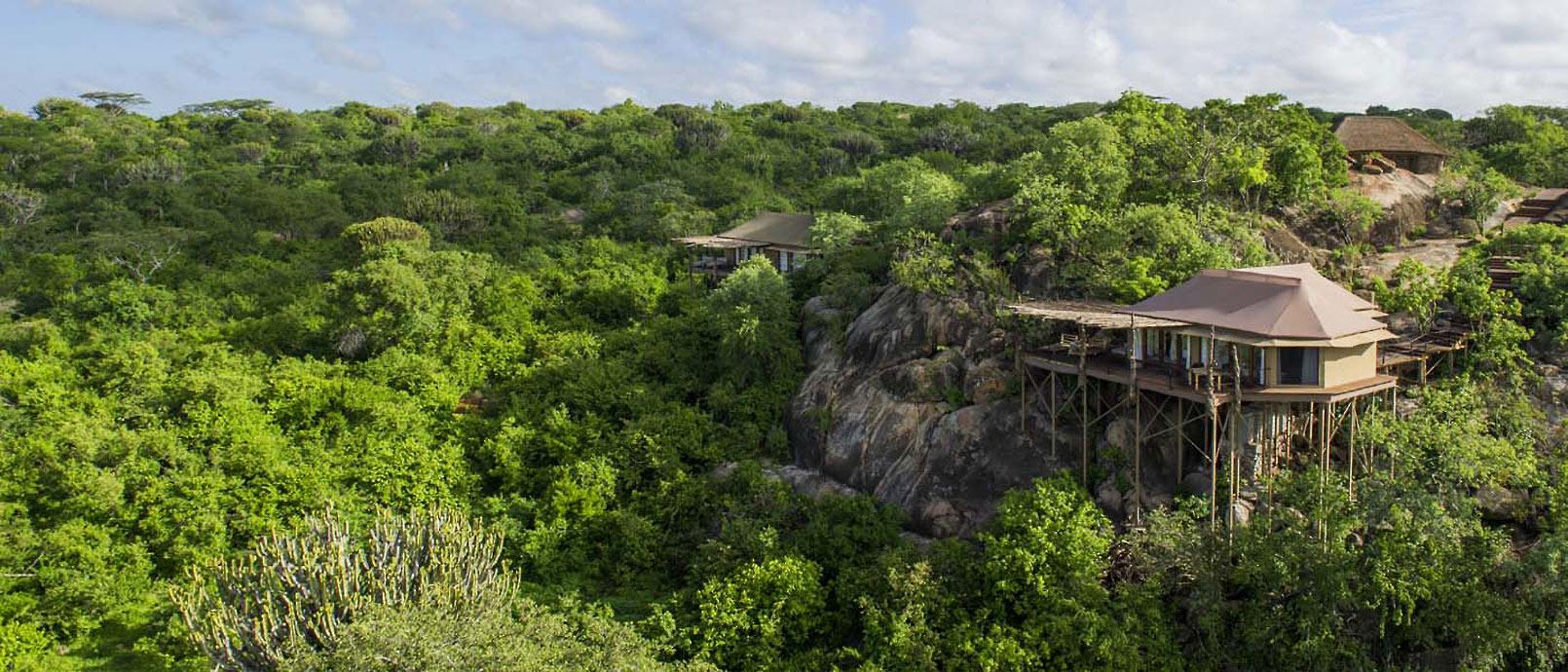 Le Mwiba lodge, en Tanzanie Luxe et charme au cœur de la savane