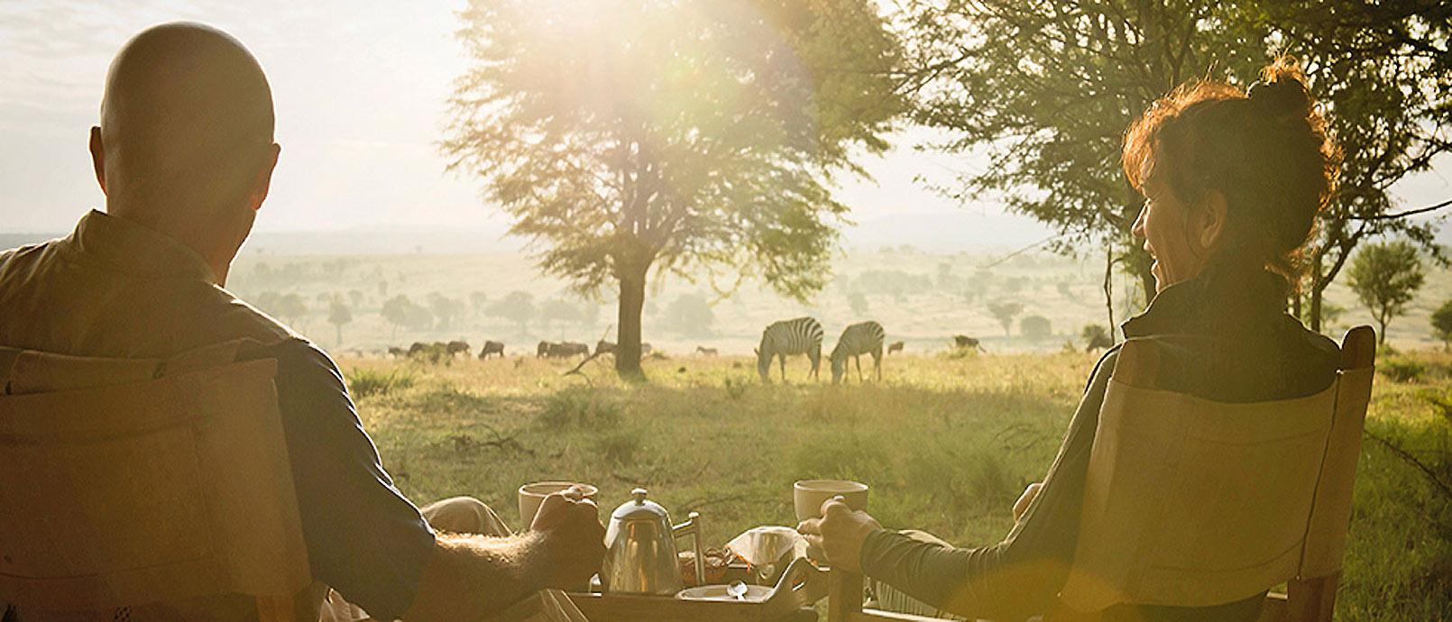 Ubunta Camp Lodge itinérant en Tanzanie