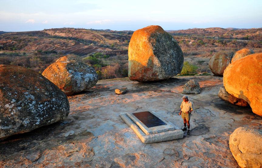 Cecil Rhodes, aventurier et homme d'affaires