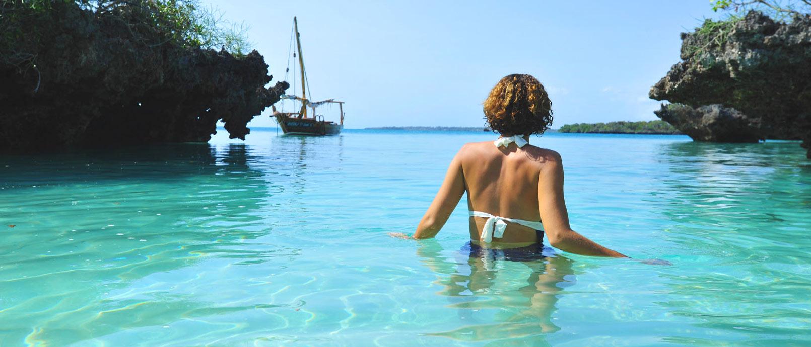 Séjour balnéaire à Zanzibar