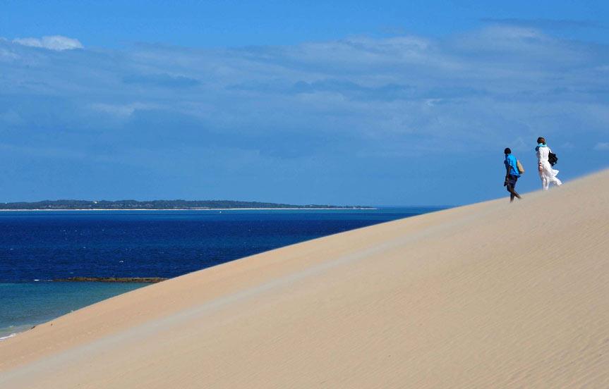 Mozambique : les Bazaruto, archipel nature