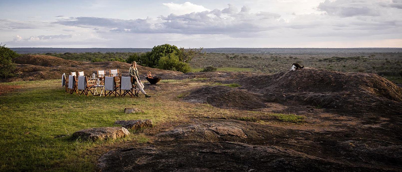 Sanctuary Kichakani Serengeti Camp