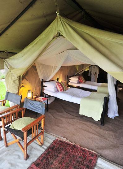 Sanctuary Serengeti Migration Camp