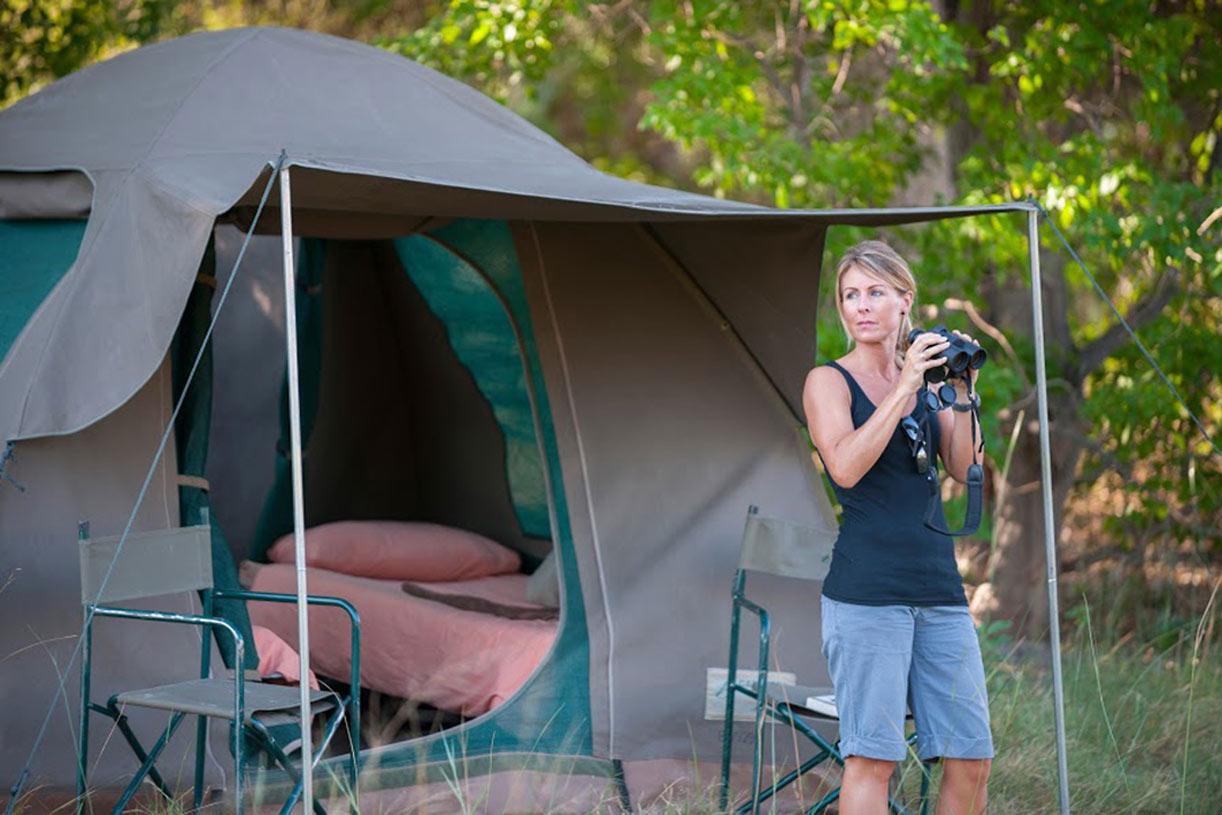safari au Botswana