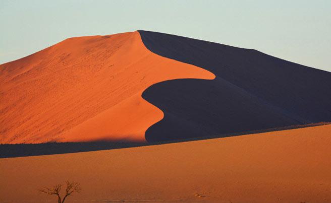 séjour en Namibie