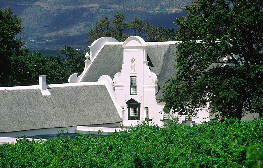 Afrique du Sud, la route des vins