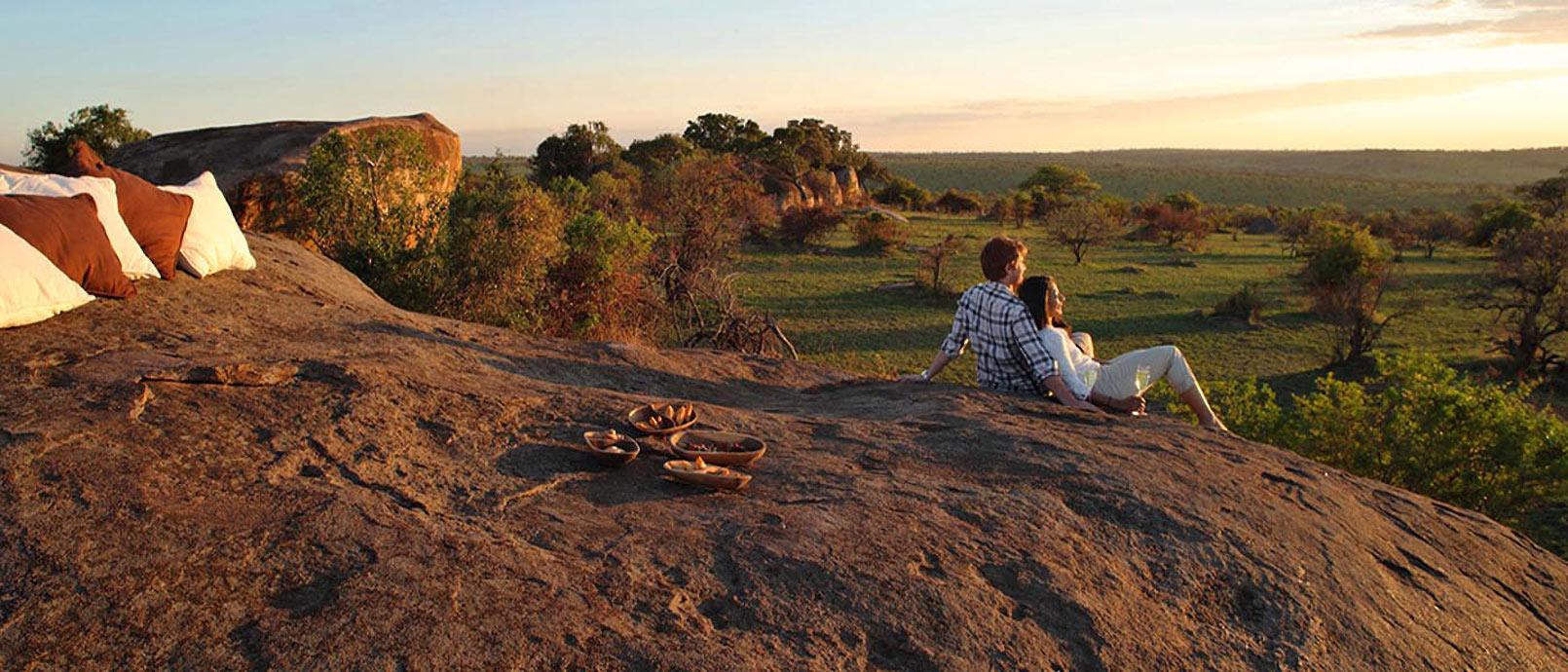 Serengeti Bushtops Camp Luxe et volupté en Tanzanie