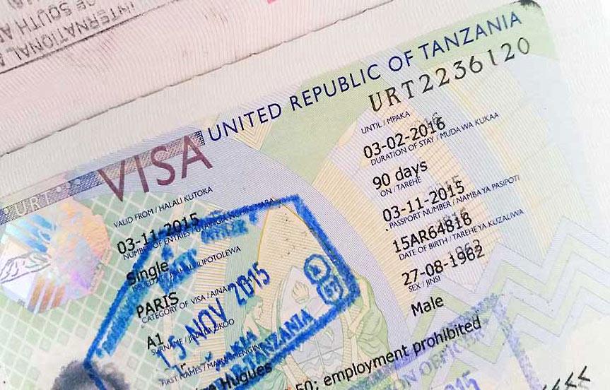 Tanzanie : optez pour le e-visa