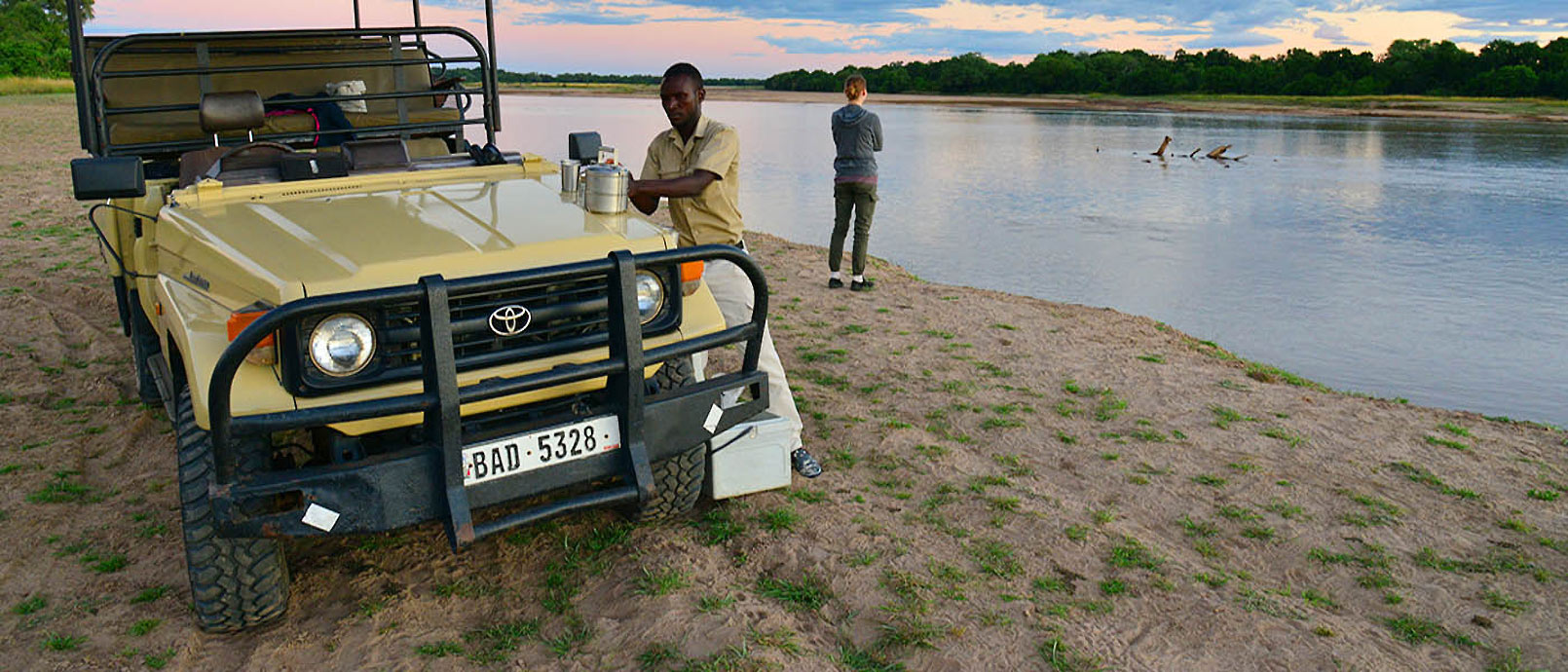 Safari combiné Zambie Malawi
