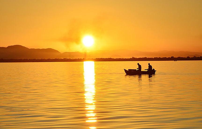 Le lac Malawi, paradis de la biodiversité