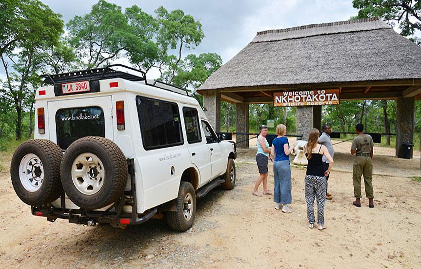 Safari au Malawi : la réserve de Nkhotakota