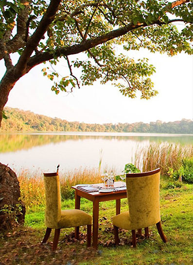 Lake Duluti lodge