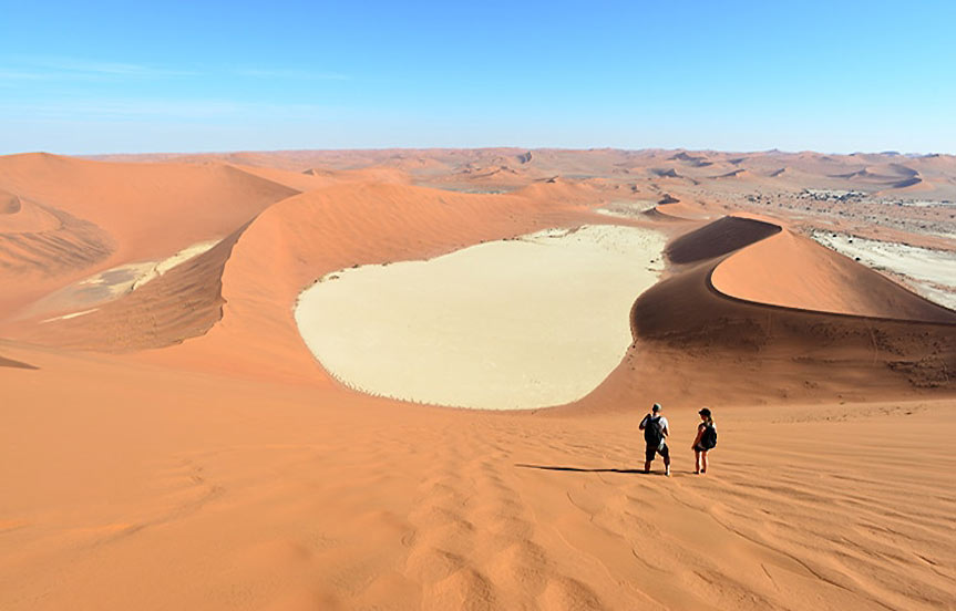 Circuit en Namibie : le désert du Namib